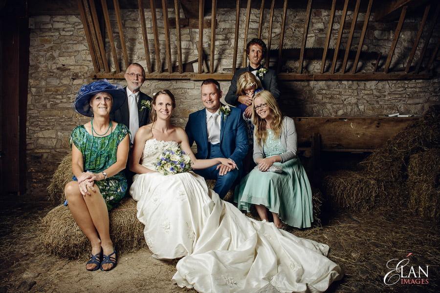 Woodland wedding at the Folly Farm Centre near Bristol 144