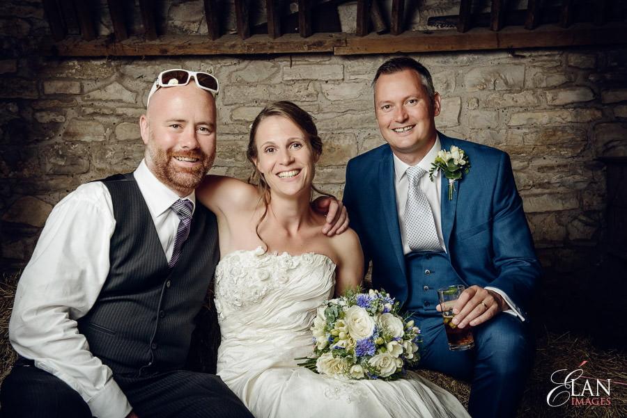 Woodland wedding at the Folly Farm Centre near Bristol 147