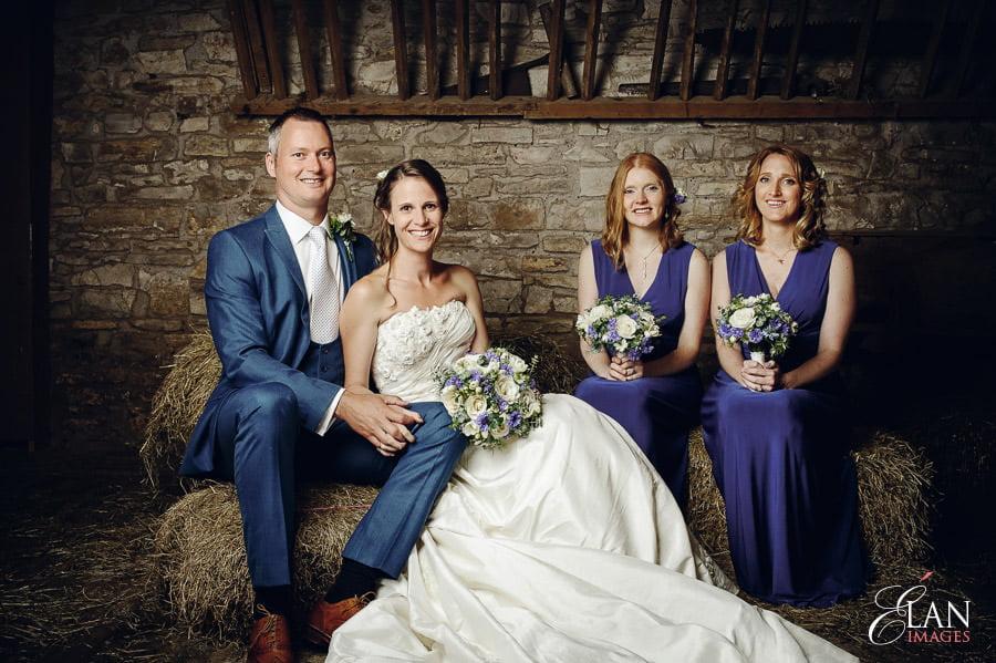 Woodland wedding at the Folly Farm Centre near Bristol 149