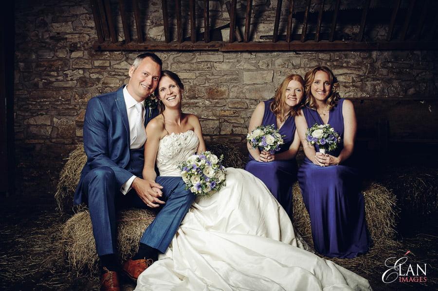 Woodland wedding at the Folly Farm Centre near Bristol 150