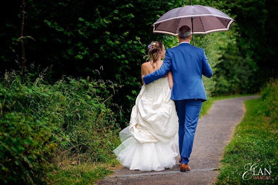 Woodland wedding at the Folly Farm Centre near Bristol 168