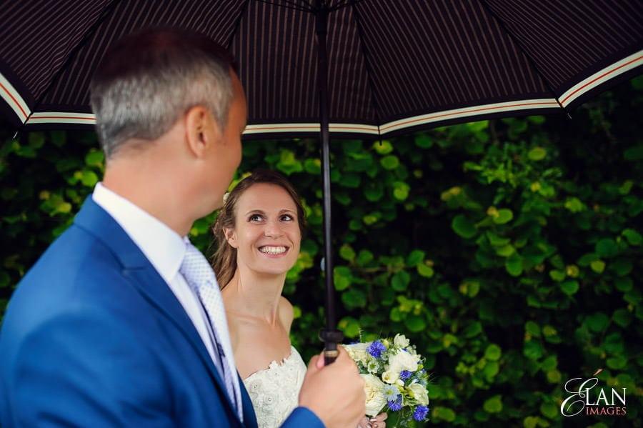 Woodland wedding at the Folly Farm Centre near Bristol 170