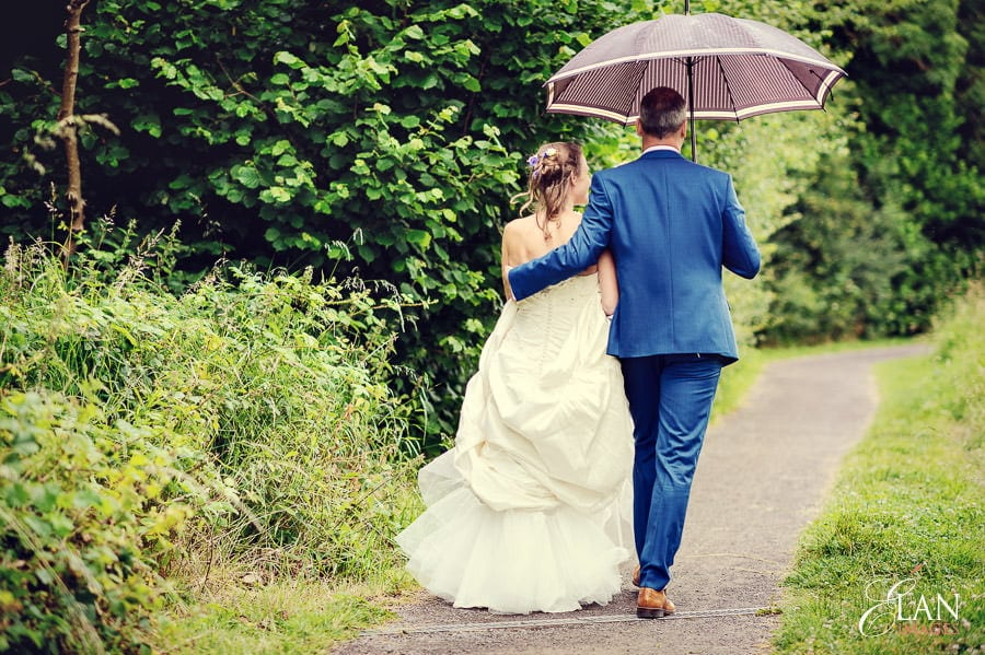 Woodland wedding at the Folly Farm Centre near Bristol 173