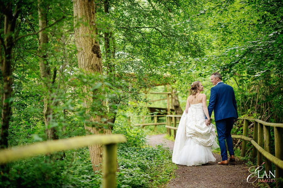 Woodland wedding at the Folly Farm Centre near Bristol 185