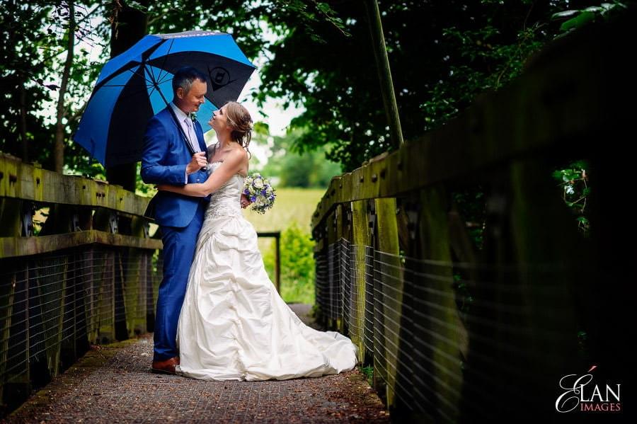 Woodland wedding at the Folly Farm Centre near Bristol 200