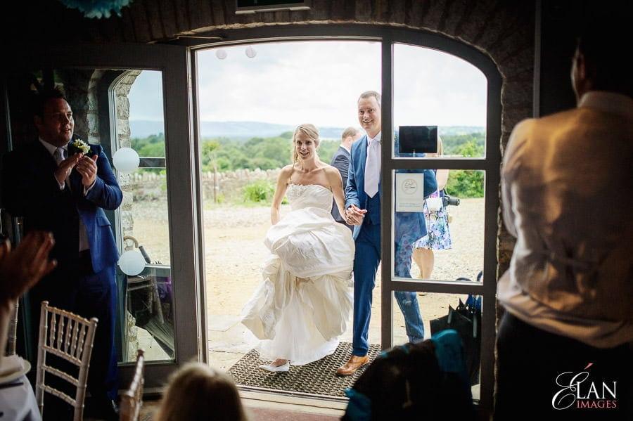 Woodland wedding at the Folly Farm Centre near Bristol 215