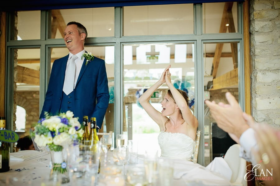 Woodland wedding at the Folly Farm Centre near Bristol 261