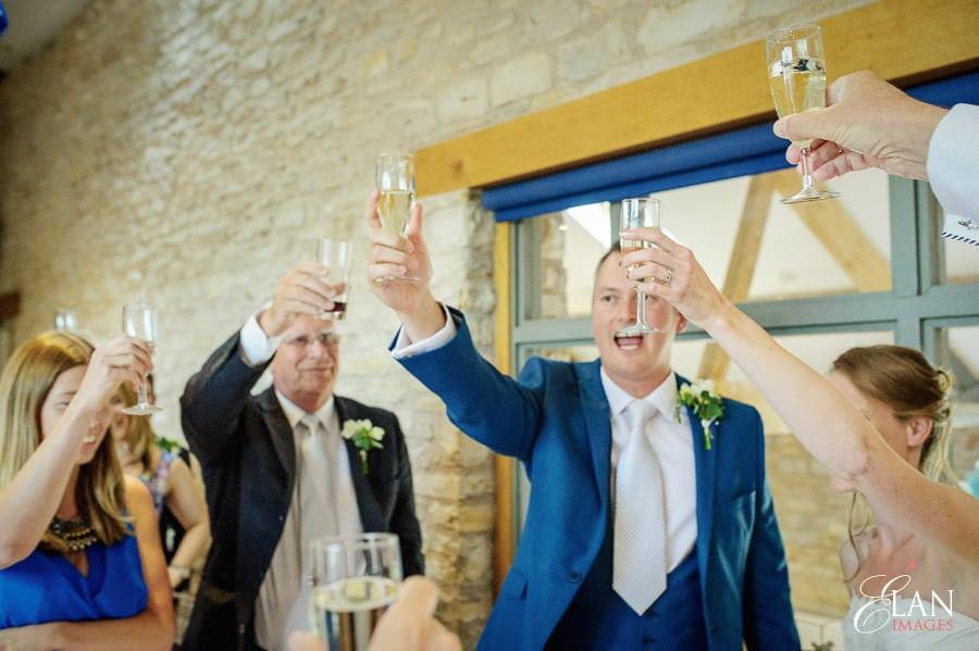 Woodland wedding at the Folly Farm Centre near Bristol 317