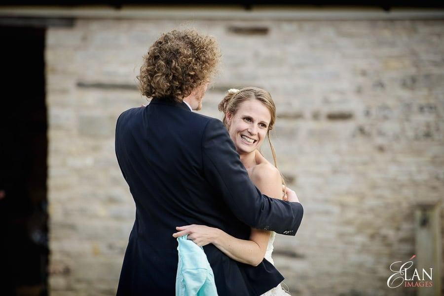 Woodland wedding at the Folly Farm Centre near Bristol 334