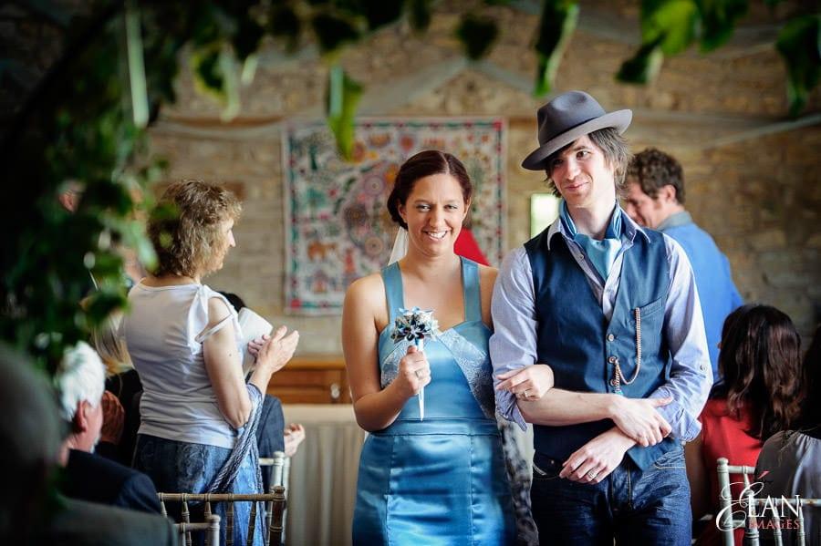 Folly Farm Centre Pensford Vintage Wedding 73