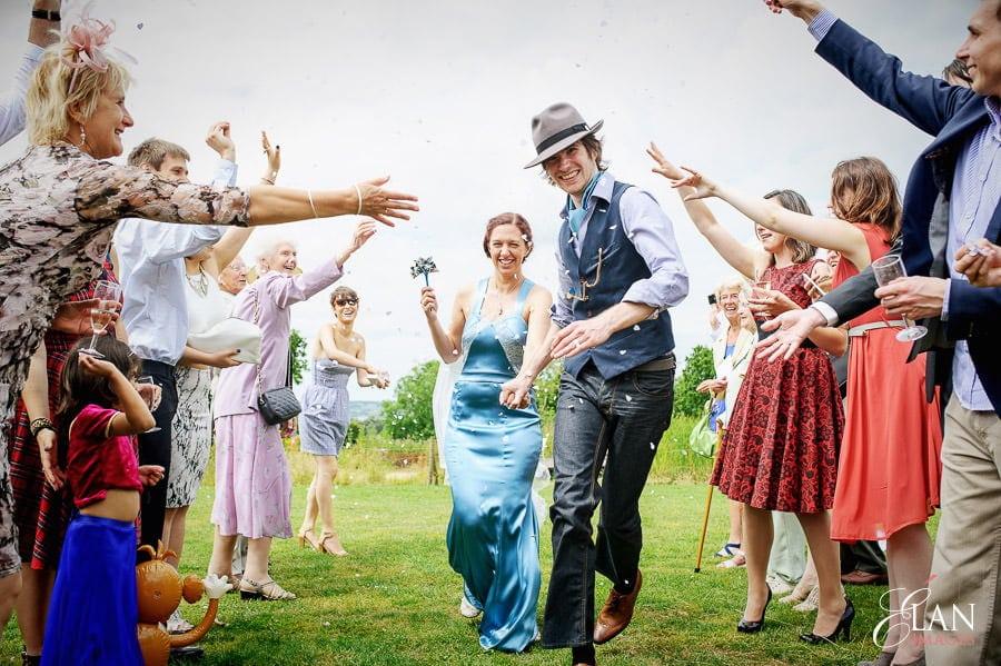 Folly Farm Centre Pensford Vintage Wedding 114