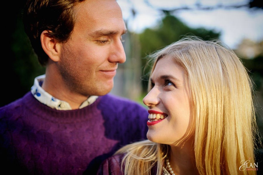 Engagement photo shoot in Clifton, Bristol 9