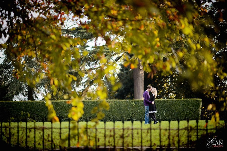 Engagement photo shoot in Clifton, Bristol 10