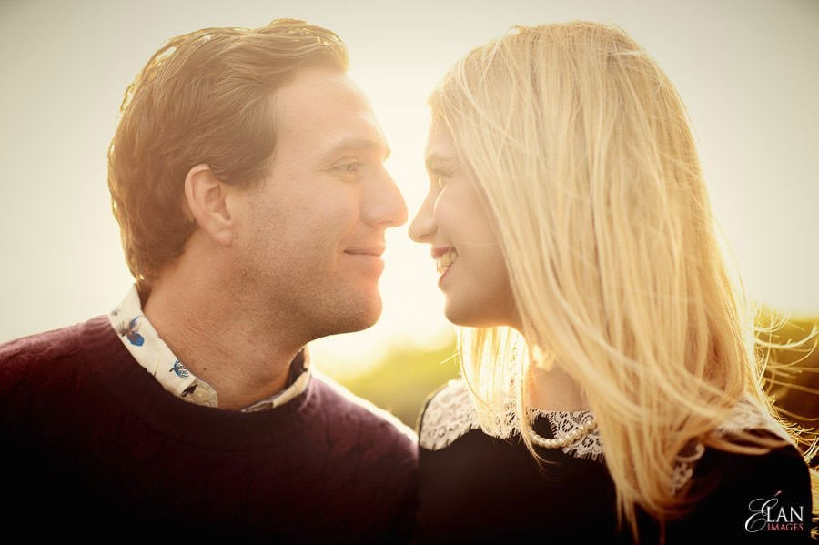 Engagement photo shoot in Clifton, Bristol 11