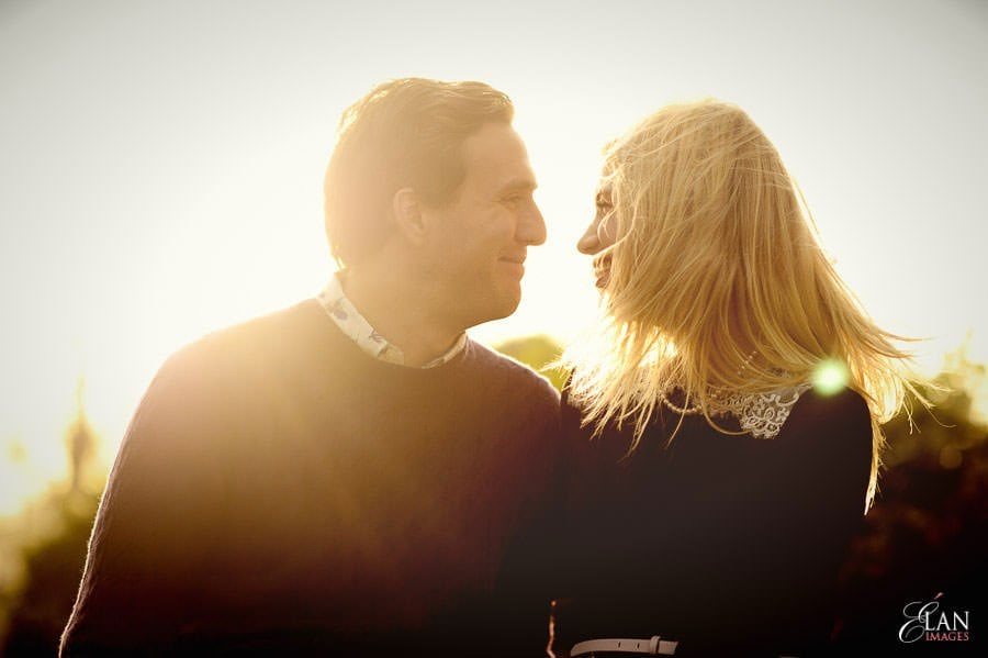 Engagement photo shoot in Clifton, Bristol 12