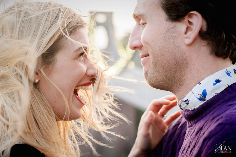 Engagement photo shoot in Clifton, Bristol 31