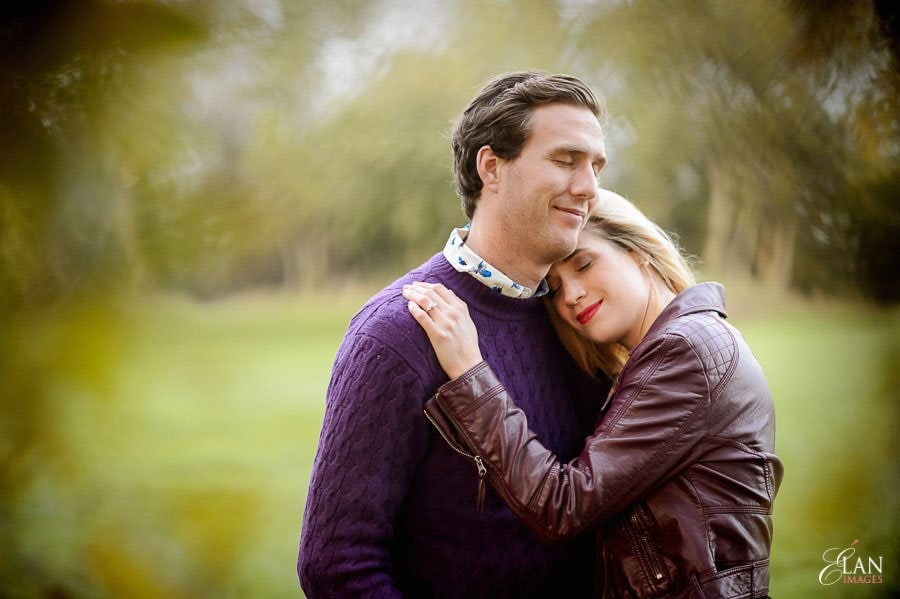 Engagement photo shoot in Clifton, Bristol 36