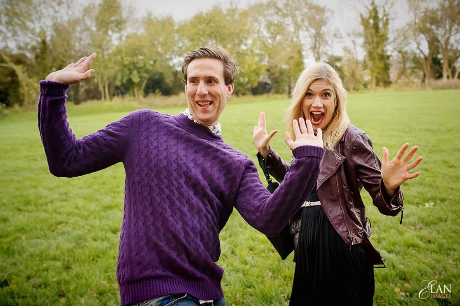 Engagement photo shoot in Clifton, Bristol 37
