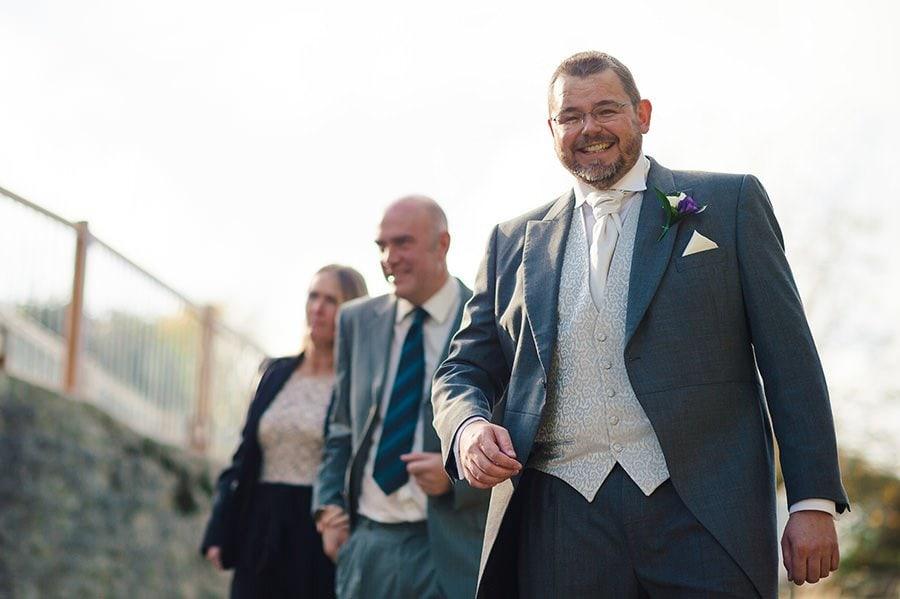 Winter Wedding at Priston Mill Watermill 6