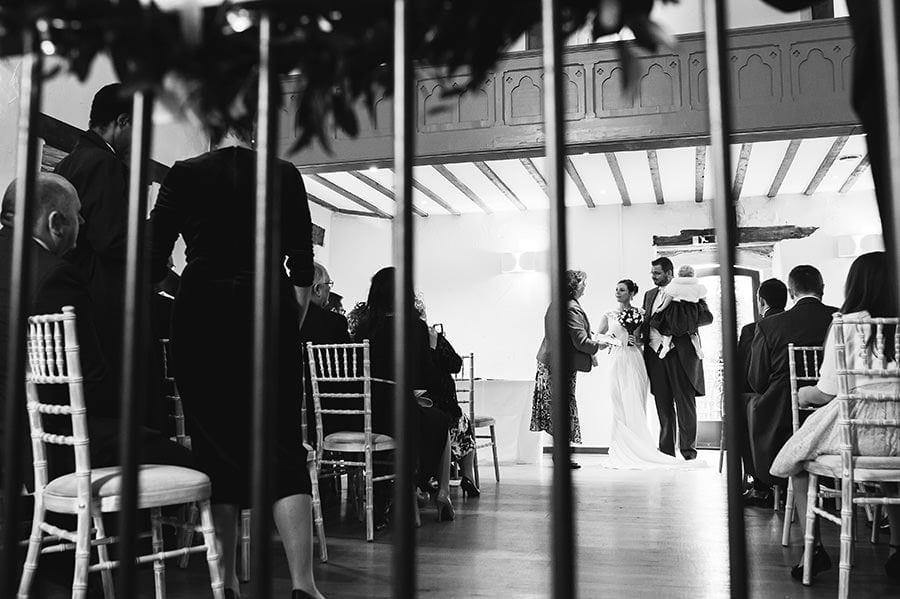 Winter Wedding at Priston Mill Watermill 44