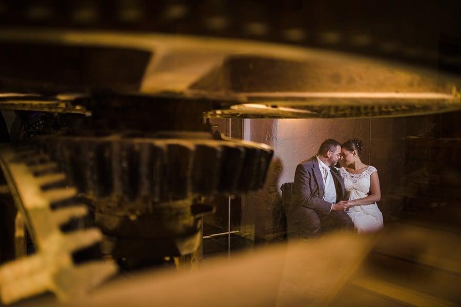 Winter Wedding at Priston Mill Watermill 95