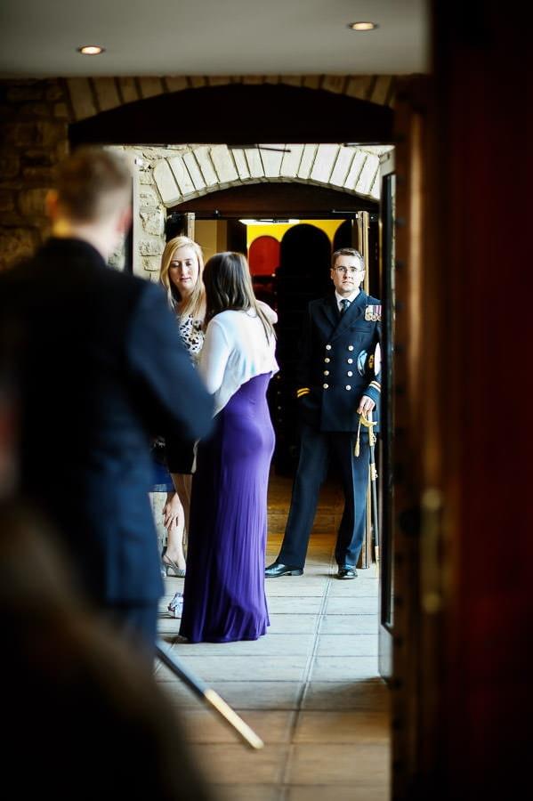 Great Tythe Barn Wedding, Tetbury 18