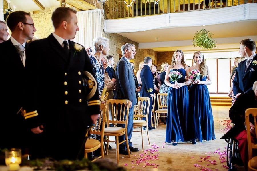 Great Tythe Barn Wedding, Tetbury 44