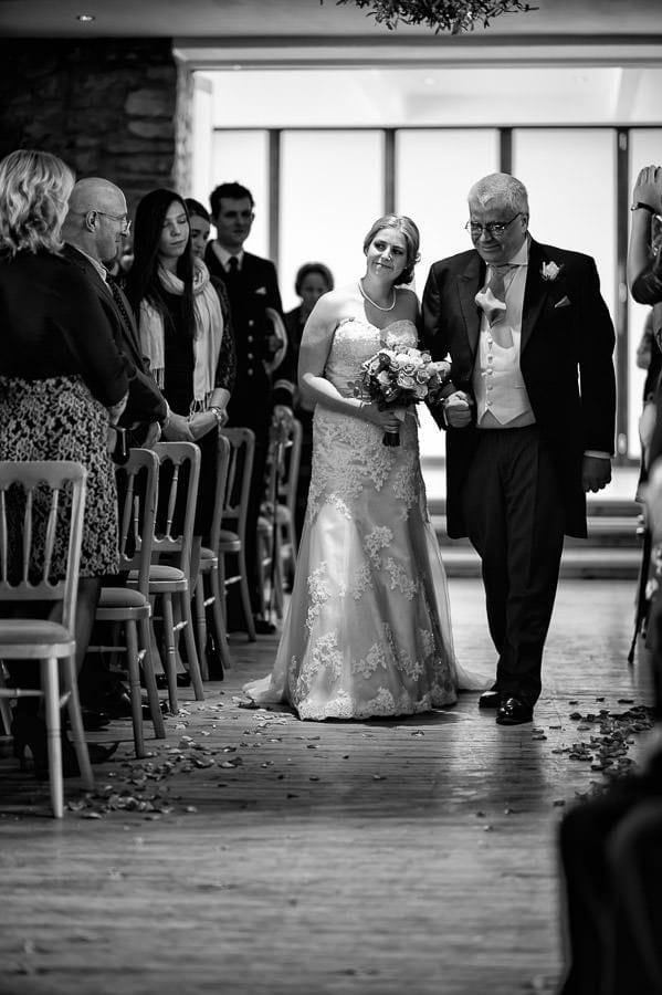 Great Tythe Barn Wedding, Tetbury 47