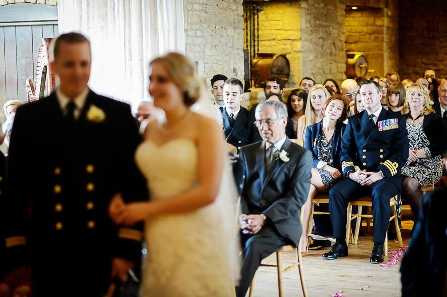 Great Tythe Barn Wedding, Tetbury 52