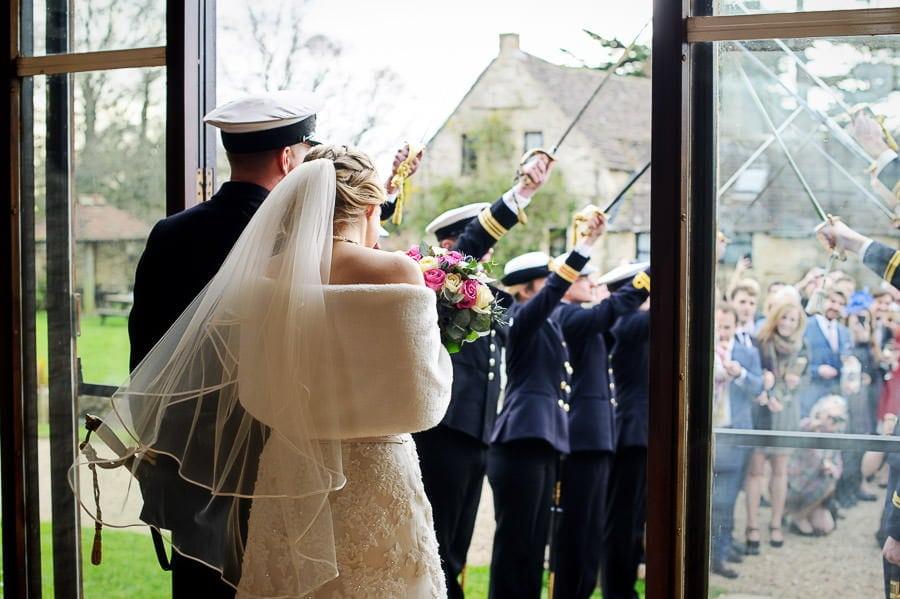 Great Tythe Barn Wedding, Tetbury 83