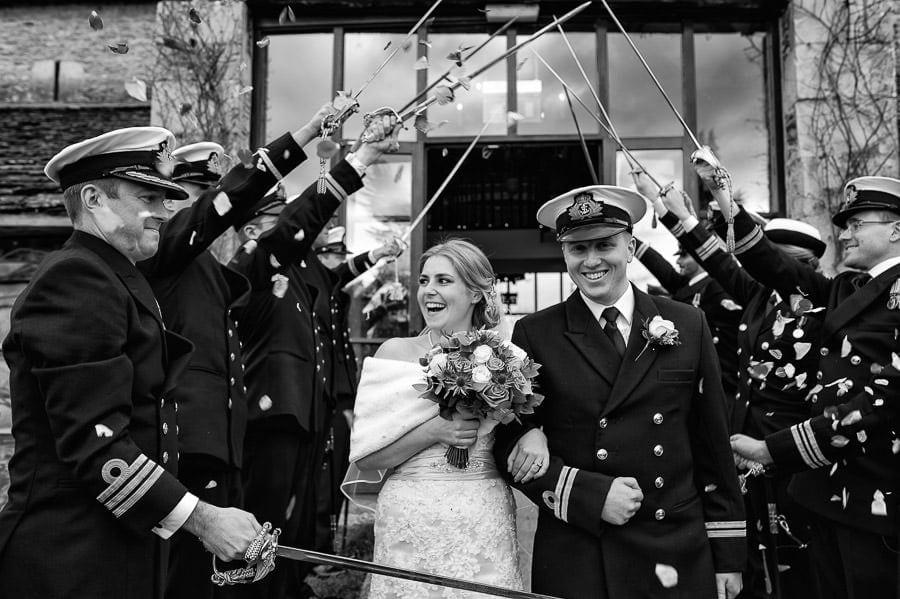 Great Tythe Barn Wedding, Tetbury 86