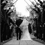 great tythe barn wedding tetbury