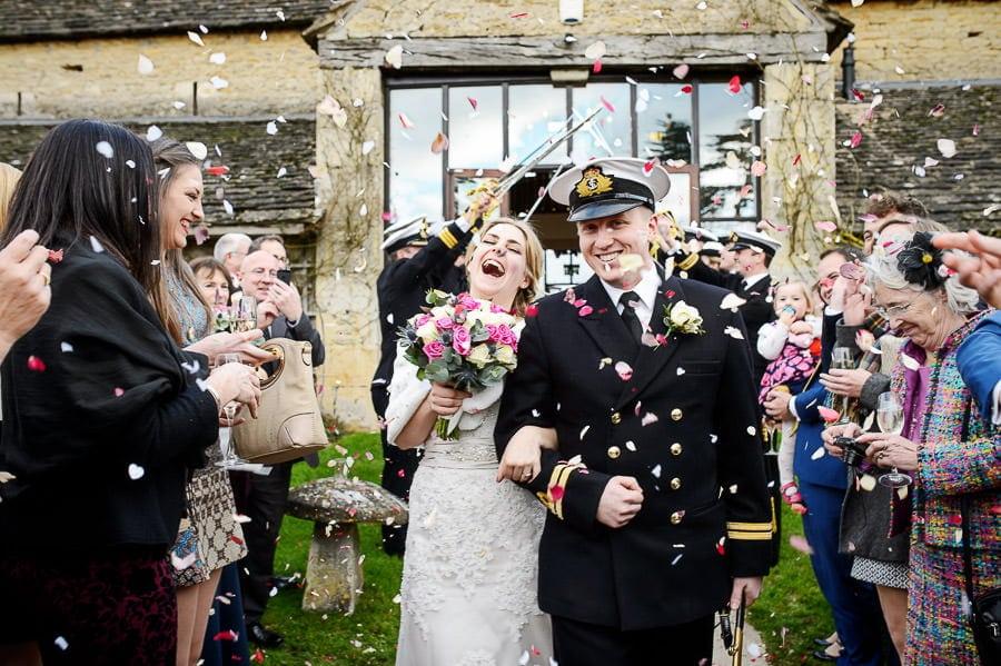 Great Tythe Barn Wedding, Tetbury 88