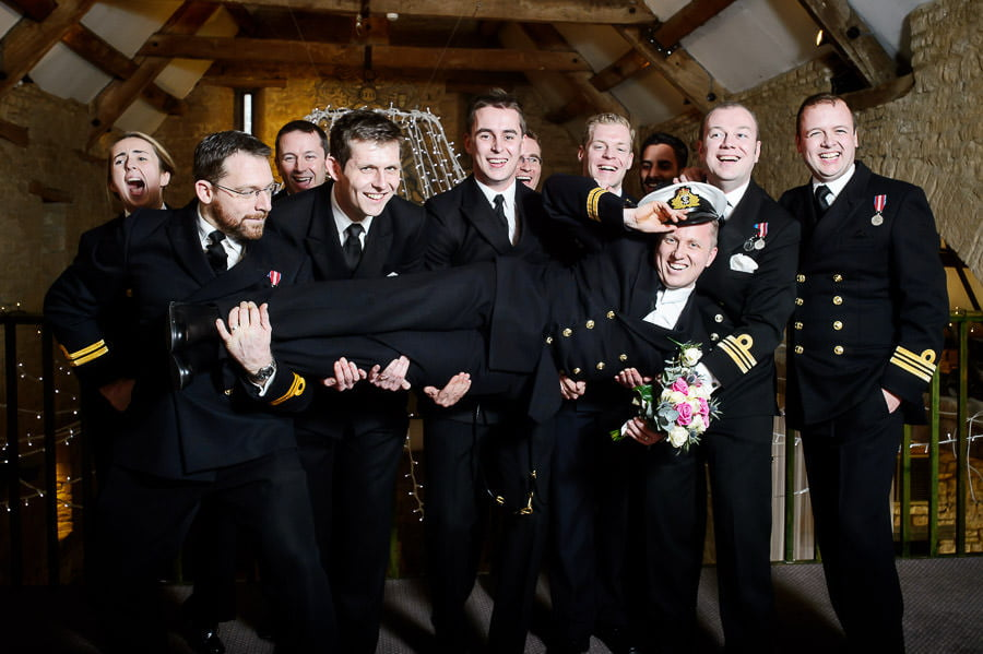 Great Tythe Barn Wedding, Tetbury 95