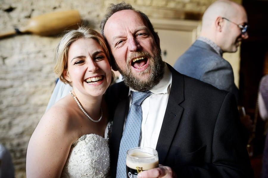 Great Tythe Barn Wedding, Tetbury 100
