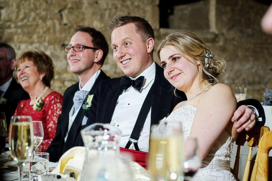 Great Tythe Barn Wedding, Tetbury 108