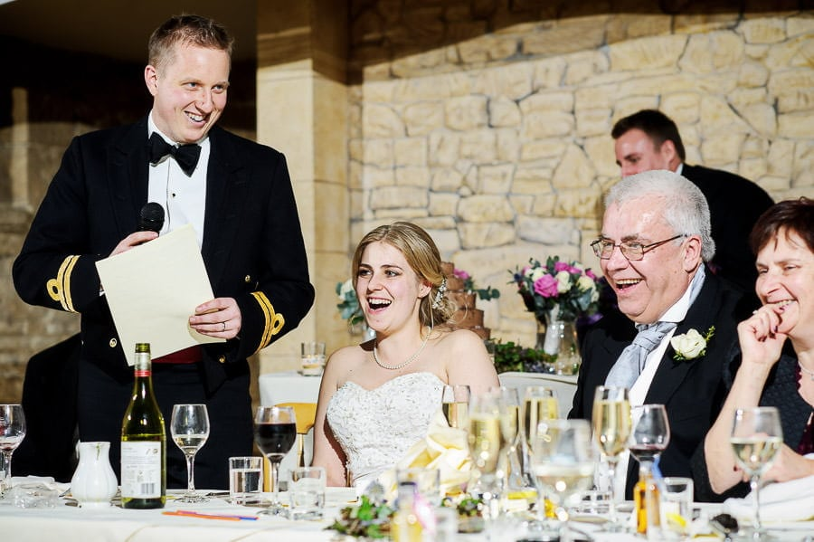 Great Tythe Barn Wedding, Tetbury 110