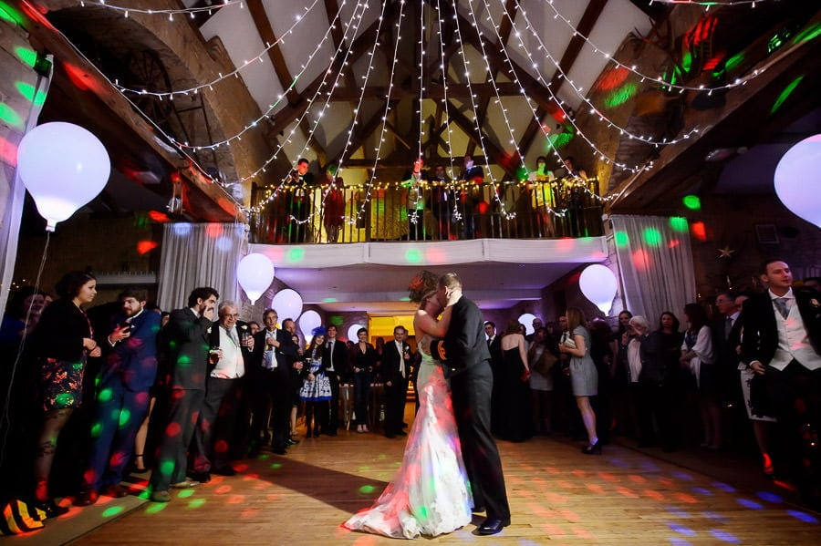 Great Tythe Barn Wedding, Tetbury 134