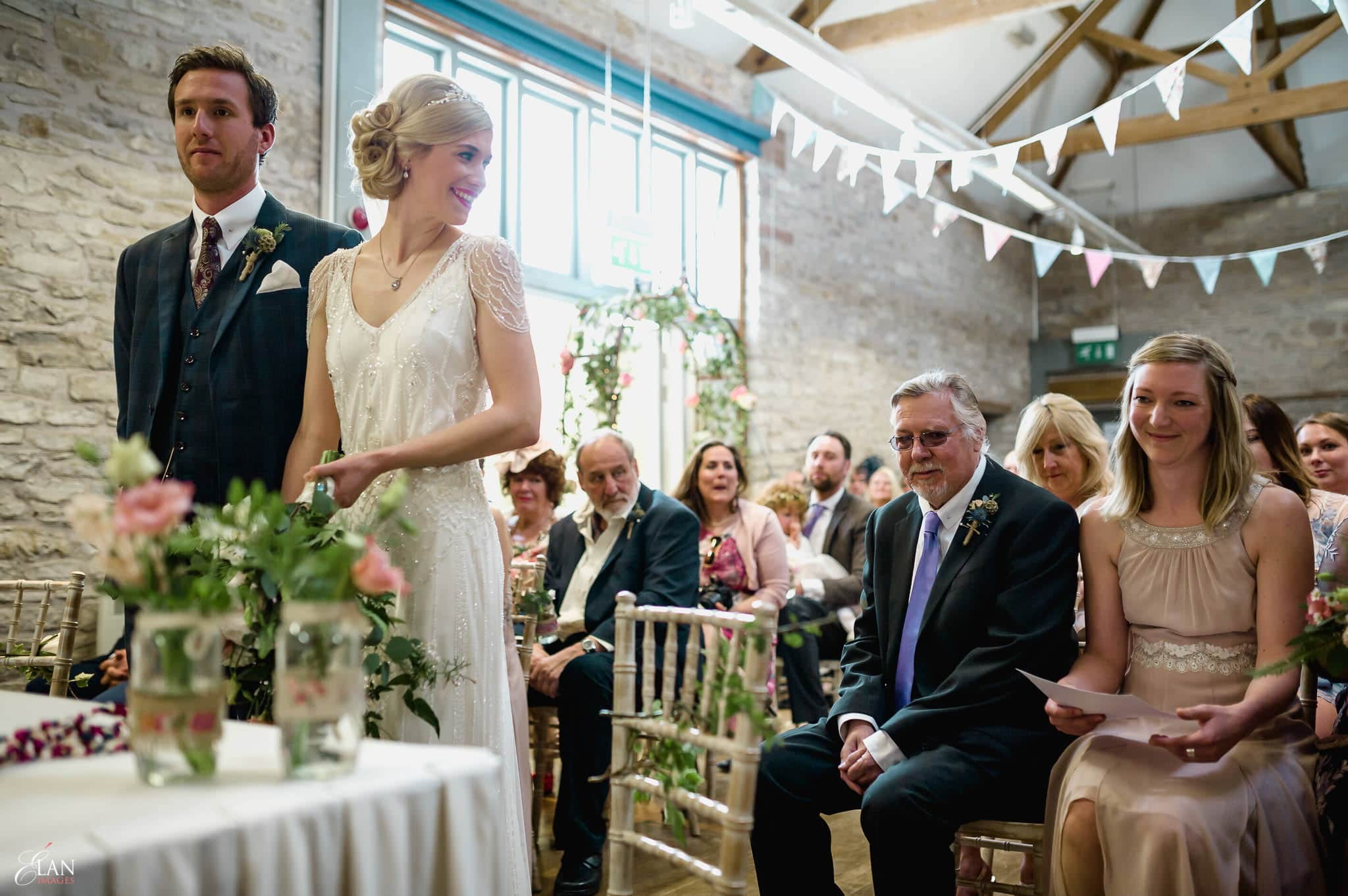 Spring Wedding at the Folly Farm Centre, Bristol 16