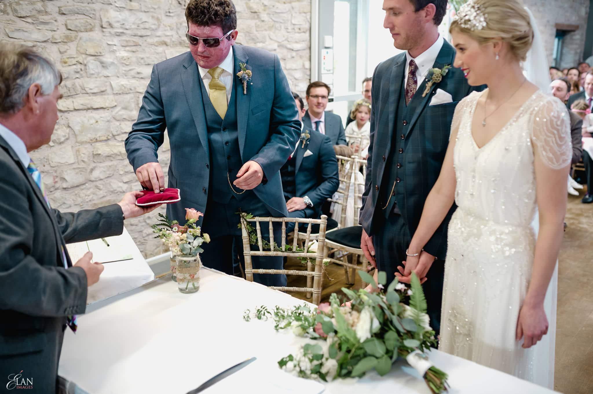 Spring Wedding at the Folly Farm Centre, Bristol 22