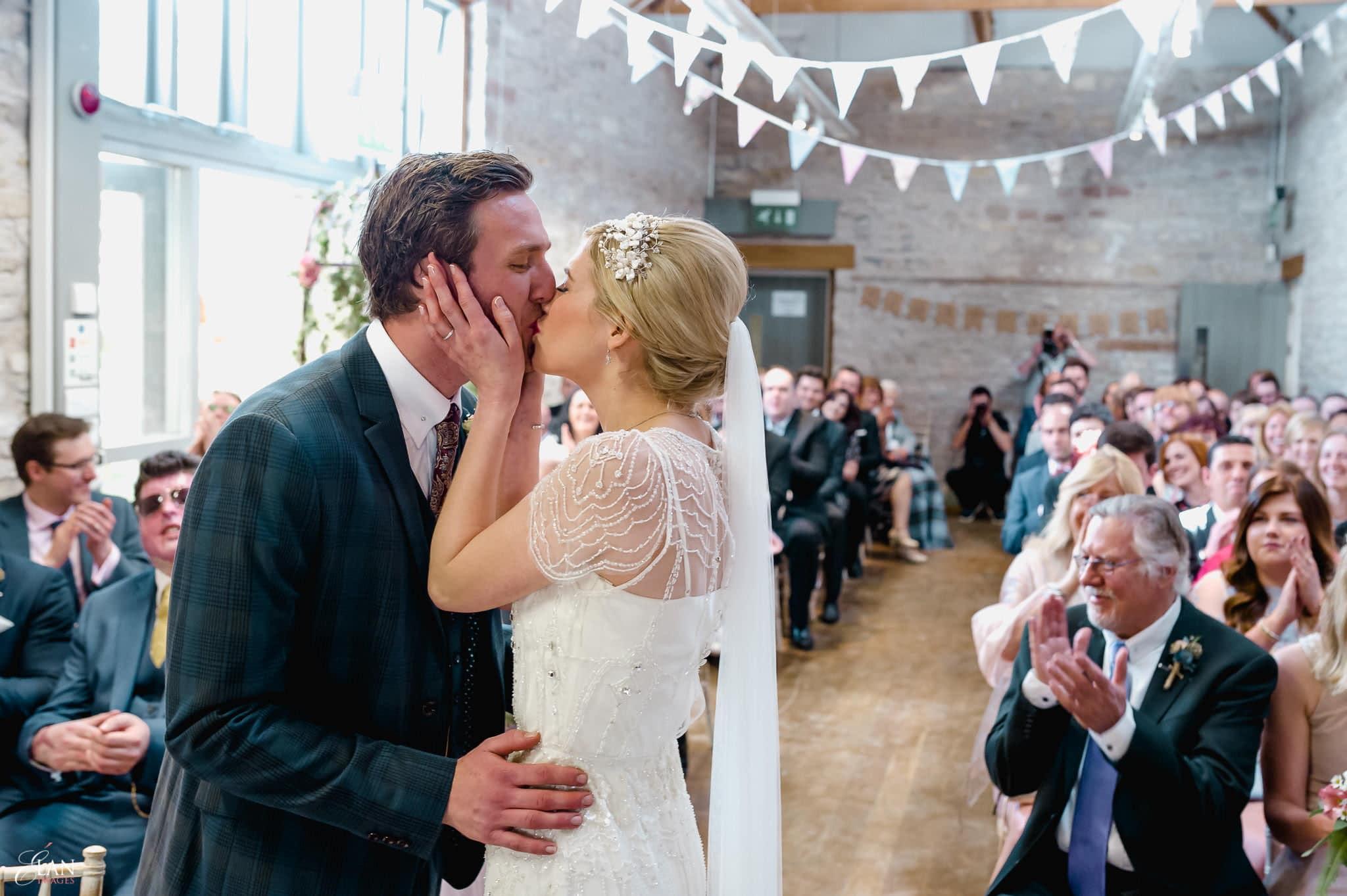 Spring Wedding at the Folly Farm Centre, Bristol 26
