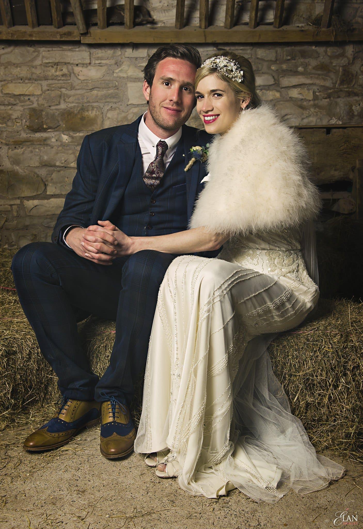 Spring Wedding at the Folly Farm Centre, Bristol 39