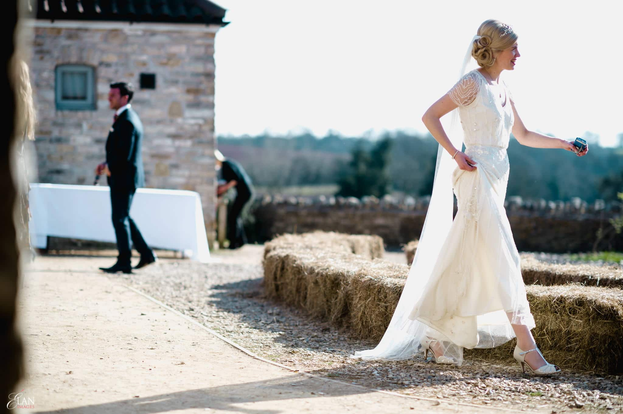 Spring Wedding at the Folly Farm Centre, Bristol 45