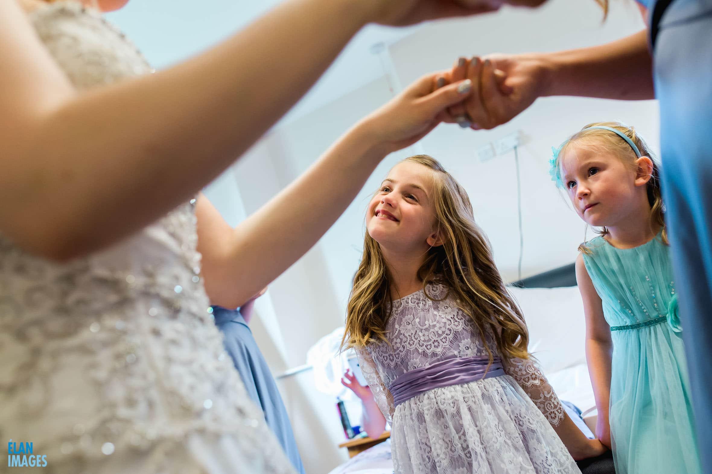 Summer Wedding at the Folly Farm Centre, Pensford 4