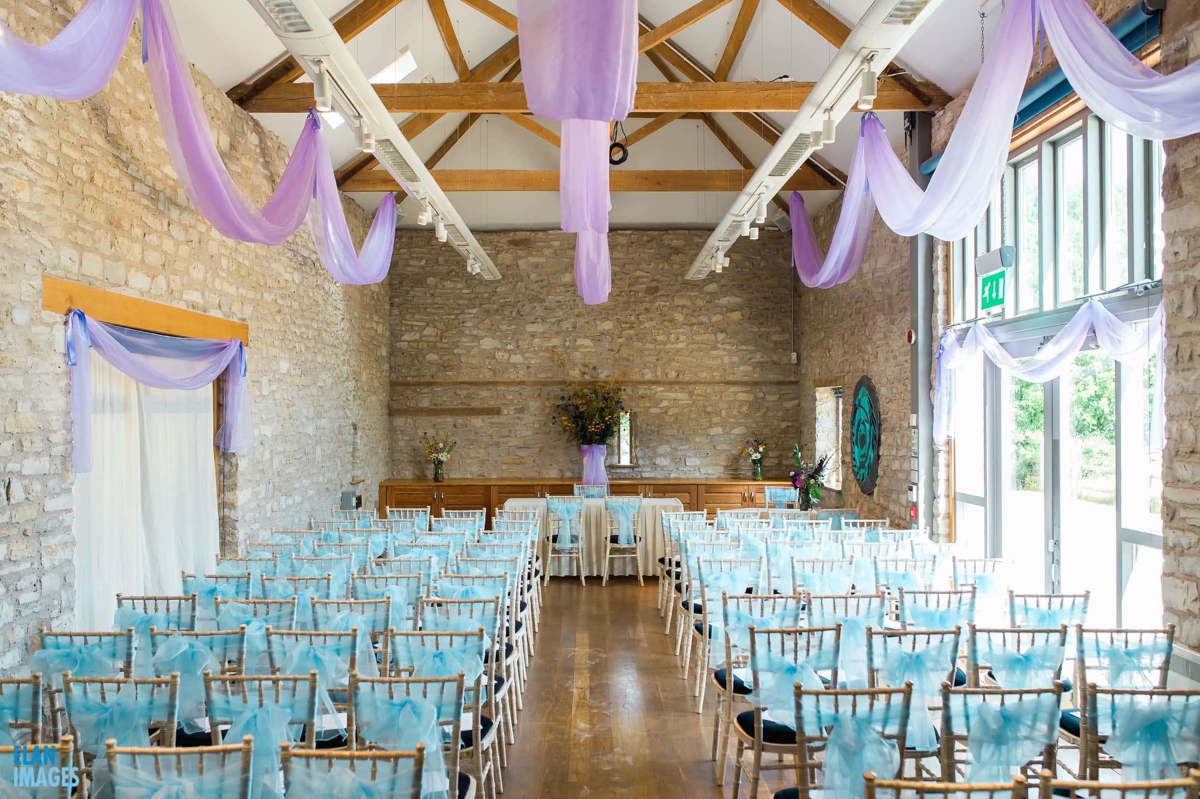 Summer Wedding at the Folly Farm Centre, Pensford 15