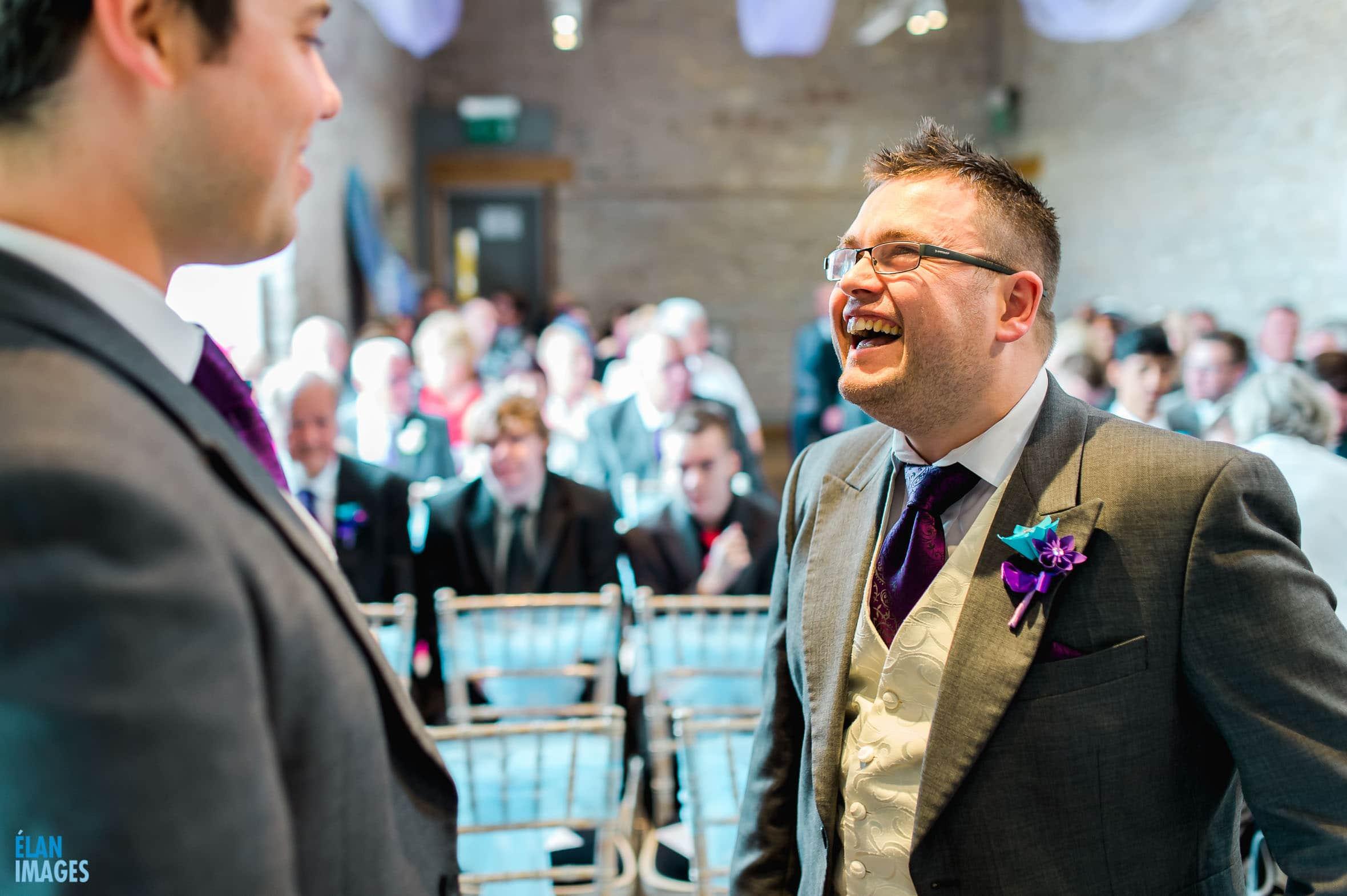 Summer Wedding at the Folly Farm Centre, Pensford 25