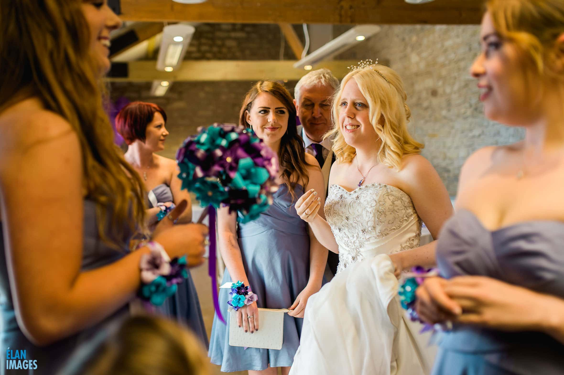 Summer Wedding at the Folly Farm Centre, Pensford 26