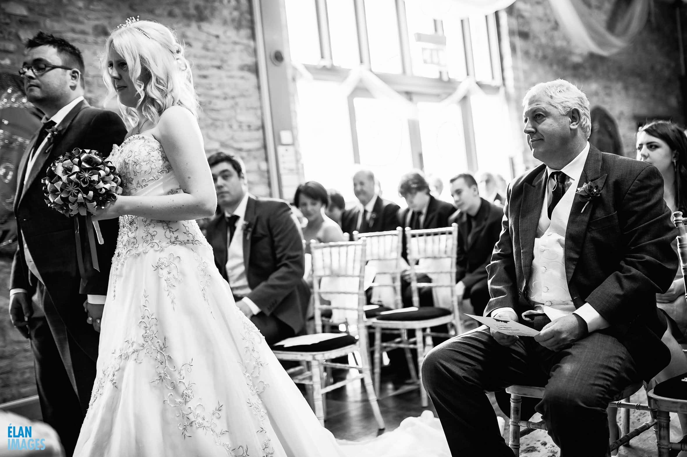 Summer Wedding at the Folly Farm Centre, Pensford 30