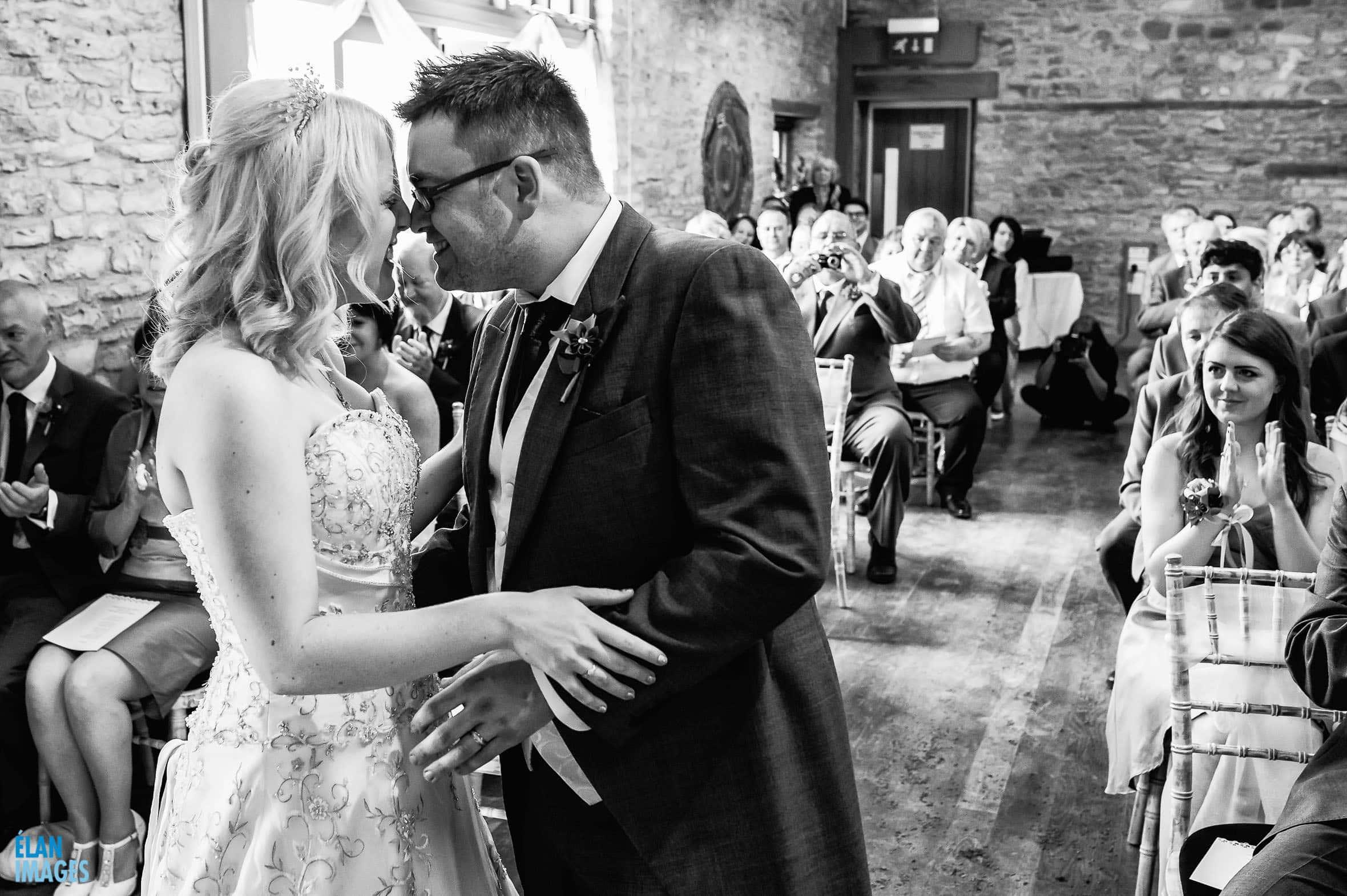 Summer Wedding at the Folly Farm Centre, Pensford 33