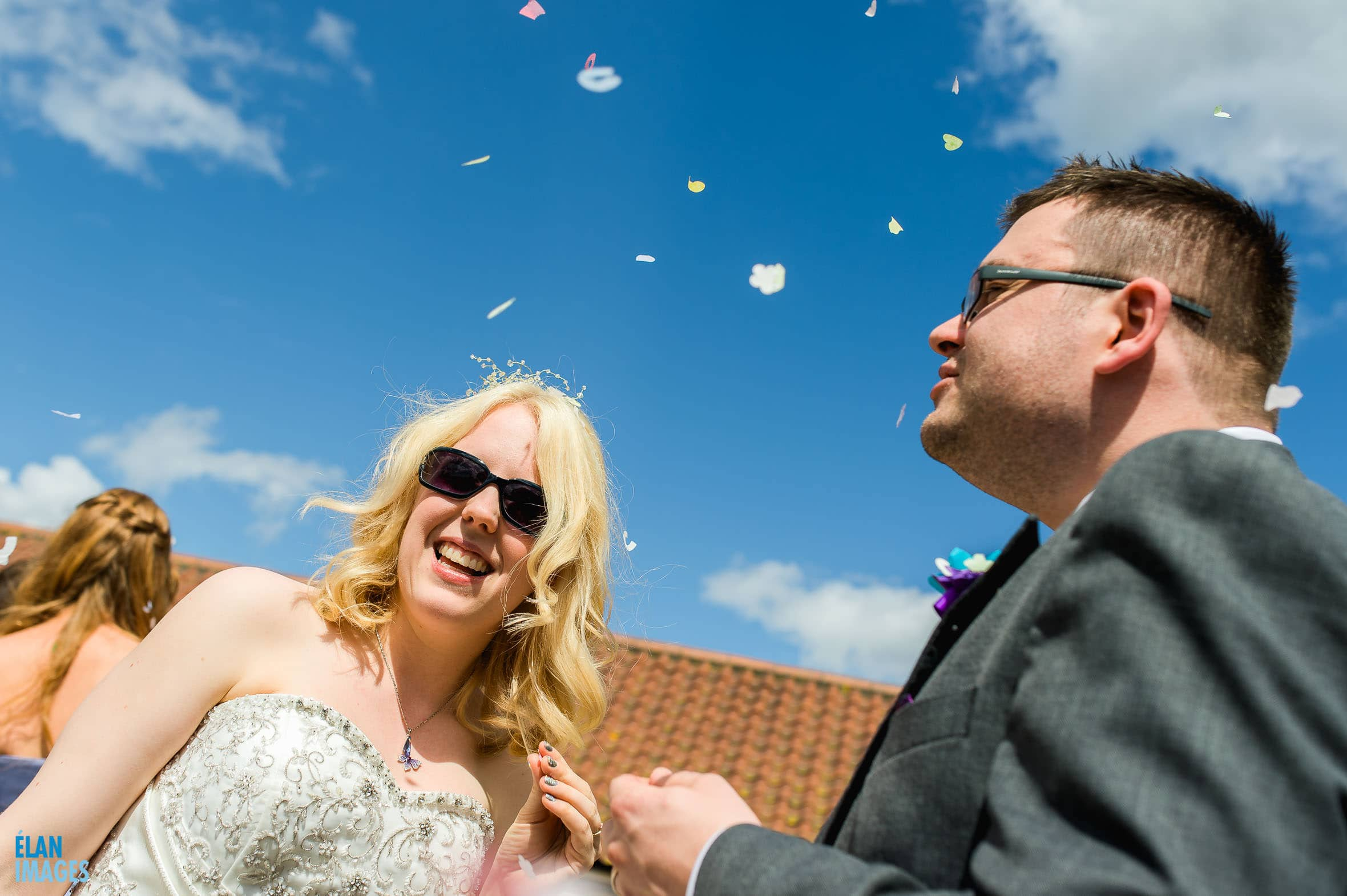 Summer Wedding at the Folly Farm Centre, Pensford 38